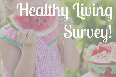 healthy living survey